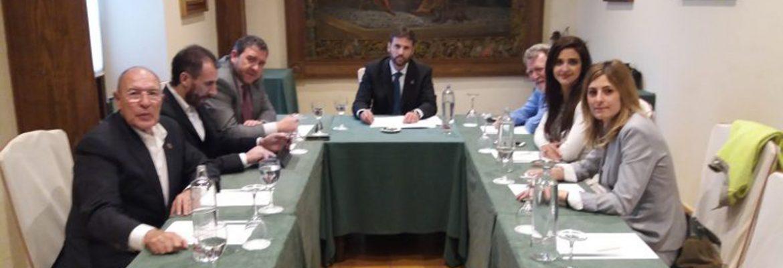 El CNIPJ se concibió en Valencia, pero ha nacido en Antequera…