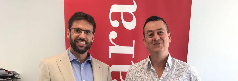 Acuerdo entre Cámara Valencia y el CNIPJ para fomentar las peritaciones tecnológicas entre las empresas valencianas