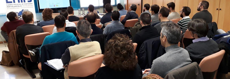 Éxito en los primeros talleres del CNIPJ en València, VALIDAR MAILS y CLONADO DE DISCOS