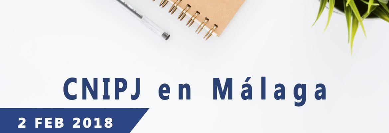 CNIPJ en Málaga/ Inscripciones abiertas