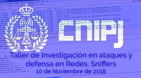 Taller de Investigación y Defensa de Redes: Sniffers