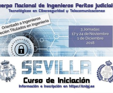 CURSO DE INICIACIÓN DEL CNIPJ